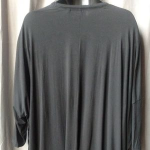 Topman Shirts - TOPMAN A Men's Long Sleeve Dolman T-Shirt